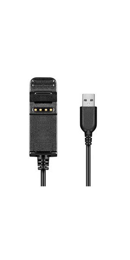Ordinateur De Vélo USB Câble de charge 1 M Cradle pour GARMIN Edge 20 Edge 25